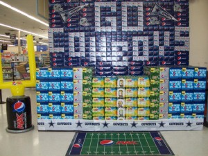 Cowboys Display